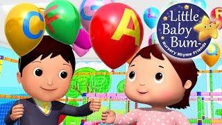 ABC Balloons Song | Part 2 | Babies & Parents | Zee Version | Nursery Rhymes | By LittleBabyBum!