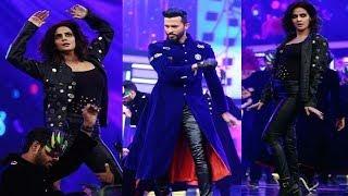 Complete Dance Performance of Saba Qamar and Ali Kazmi - Hum Style Awards 2017