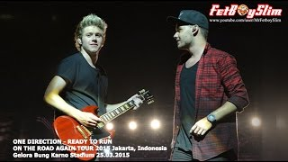1D ONE DIRECTION - READY TO RUN live in Jakarta, Indonesia 2015