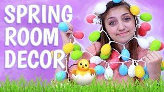 5 Spring DIY Room Decor Ideas | Kamri Noel