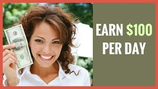 Get paid cash daily for your online activities