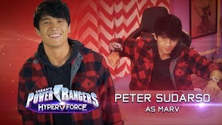 Power Rangers HyperForce - Official Opening Theme and Theme Song | Tabletop RPG | Ninja Steel