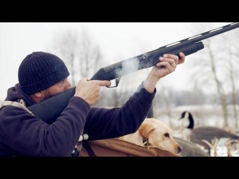 Benelli Super Black Eagle II Shotgun