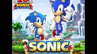 Follow Me-Kay Hanley-Sonic Heroes-Sonic 20th Anniversary vol. 2 (Sonic Moderms)