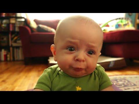 Top 10 Funny Baby Videos 2015