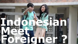 HOW FRIENDLY INDONESIAN TO FOREIGNERS | HOW TO PICK UP GIRL AT INDONESIA