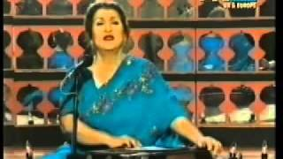 Ay Mere Hamnaseen Chal Kaheen Aur  Munni Begum  Live Ghazal