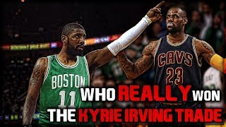 Did the Cleveland Cavaliers REALLY Win the Trade??