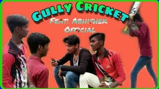 Gully Cricket. Types Of People In Gully Cricket. ( Abhishek Official  )