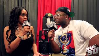 Cubana Lust Says Q From Worldstar Was Holding Her Back