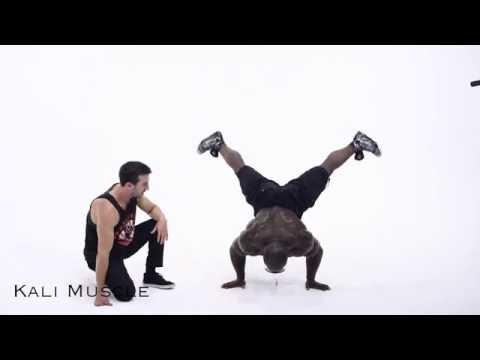 Kali Muscle vs Calisthenics 1 Planche