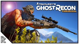 EXCLUSIVE Ghost Recon Wildlands Gameplay! (Stealth, Side Missions, More!)