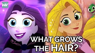 What Regrows Rapunzel