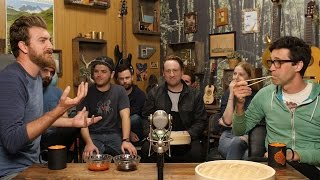 Weird Dumplings Taste Test: Good Mythical Crew