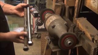 Columbian Woodworking Vise Restoration - Part 4