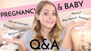 Pregnancy & Baby Q&A! | Fleur De Force