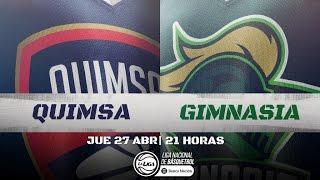 Liga Nacional: Quimsa vs. Gimnasia | #LaLigaEnTyC