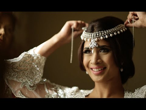 Anarkalli & Dishan Celebrity Wedding film by IQvideography same day edit