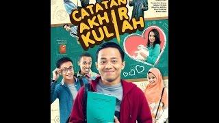 CATATAN AKHIR KULIAH Official Trailer