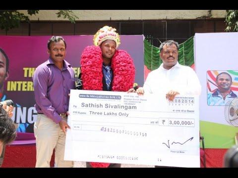Xxx Mp4 Sathish Sivalingam Honoured By Velamma School 3gp Sex