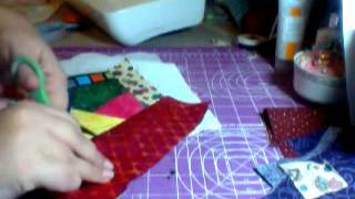 Copy of Crazy Quilt Block