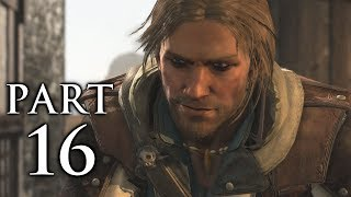 Assassin's Creed 4 Black Flag Gameplay Walkthrough Part 16 - The Forts (AC4)