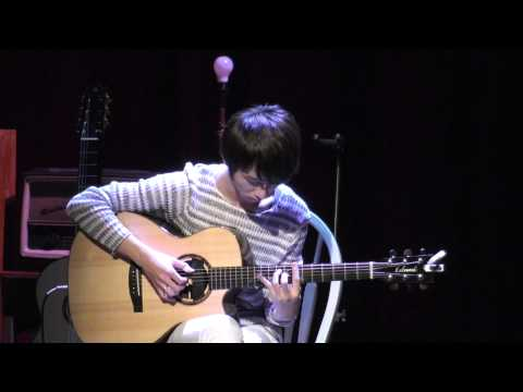 (Sungha Jung) Hot Chocolate - Sungha Jung (live)