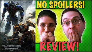 """NO SPOILERS! Transformers: The Last Knight """"Review"""" - Mark Wahlberg Movie 2017"""
