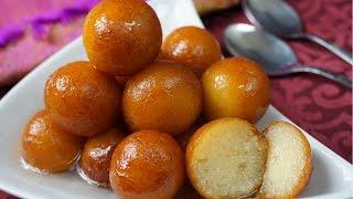 Gulab Jamun Recipe in Tamil / குலாப் ஜாமுன்