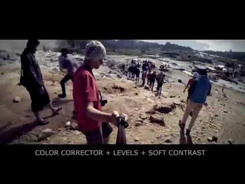 Sony Vegas Pro 12 Film Look with Xiaomi Yi Camera