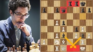 Dr. Jekyll, Mr. Hyde - Fabi Wakes Up | Karjakin vs Caruana  | Your Next Move (Rapid) (2018)