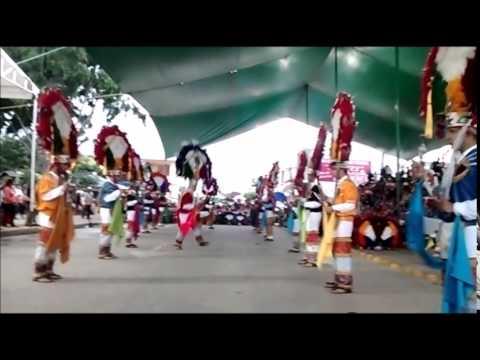 Danza de la Pluma Buin Ni Rya Shotis Amor ardiente