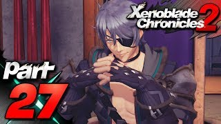 Xenoblade Chronicles 2 - Part 27 - Adam's People