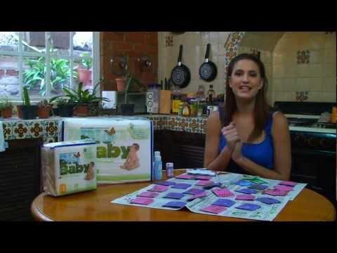 Bolsitas de te decoradas para baby shower