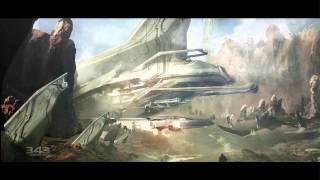 Halo Fest: Halo 4 Concept Art Glimpse