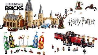 Lego Harry Potter Compilation of All Sets