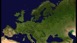 O Continente Europeu: A Formação (Dublado) - Documentário NatGeo