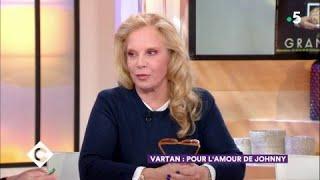 Sylvie Vartan, pour l'amour de Johnny - C à Vous - 02/03/2018