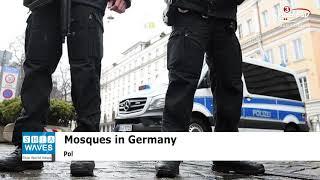 Three mosques across Germany receive bomb threats