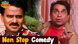 Hindi Comedy Scenes | Brahmanandam and Venu Madhav Comedy | International Don | Best Comedy Videos