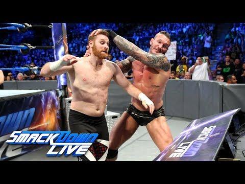 Xxx Mp4 Randy Orton Vs Sami Zayn SmackDown LIVE Dec 5 2017 3gp Sex