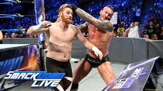 Randy Orton vs. Sami Zayn: SmackDown LIVE, Dec. 5, 2017