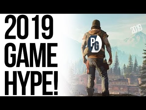 TOP Most HYPED Video Games of 2019