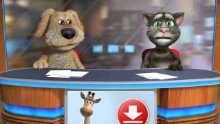 Talking Tom & Ben News dd cc bb II rr oo nn mm aa nn 33