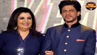 Has Shahrukh Khan Lost Faith In Farah Khan? | Bollywood News