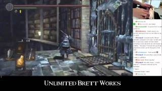 Dark Souls : Arcade Stick Run Part 2 [Part 3 of 5]