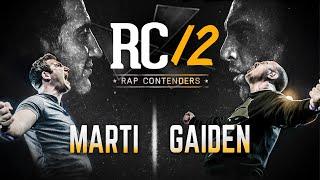 Rap Contenders 12 : Gaiden vs Marti Le Marquis