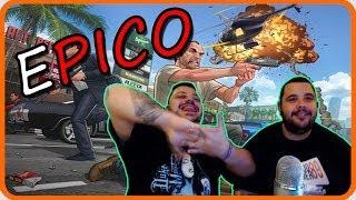 GTA 5 Online : Ciccio Top Gun !!! w/CiccioGamer89