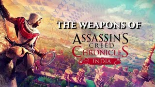 The Weapons Of Assassin's Creed - The Chakram
