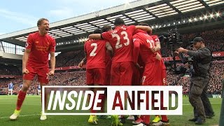 Inside Anfield: Liverpool 3-1 Everton | Brilliant unseen footage from the derby